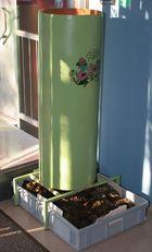 Compost en biologie au Lycée cantonal de Porrentruy