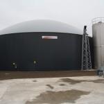 Inauguration de la centrale à biogaz de Bure